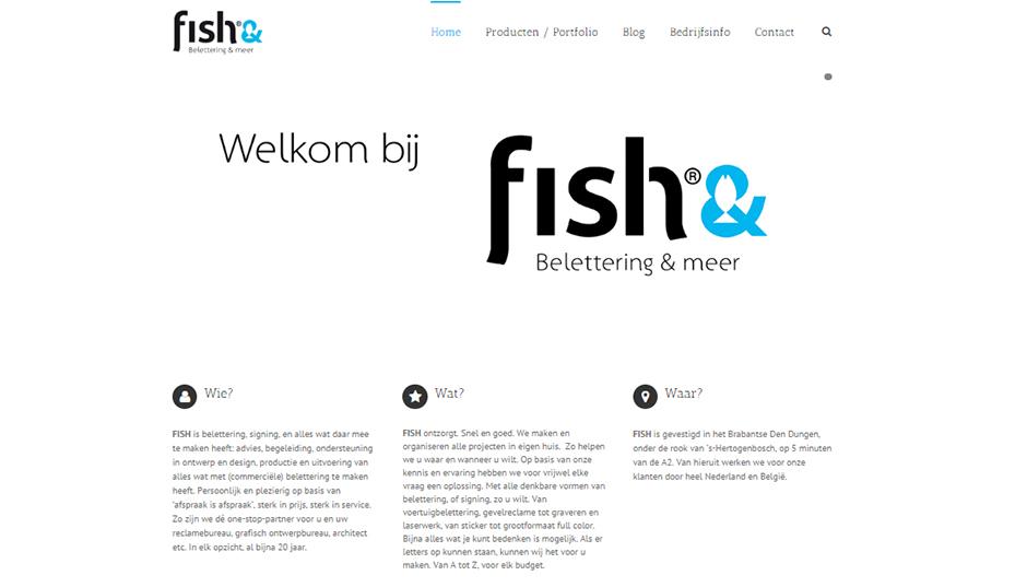 fish belettering website