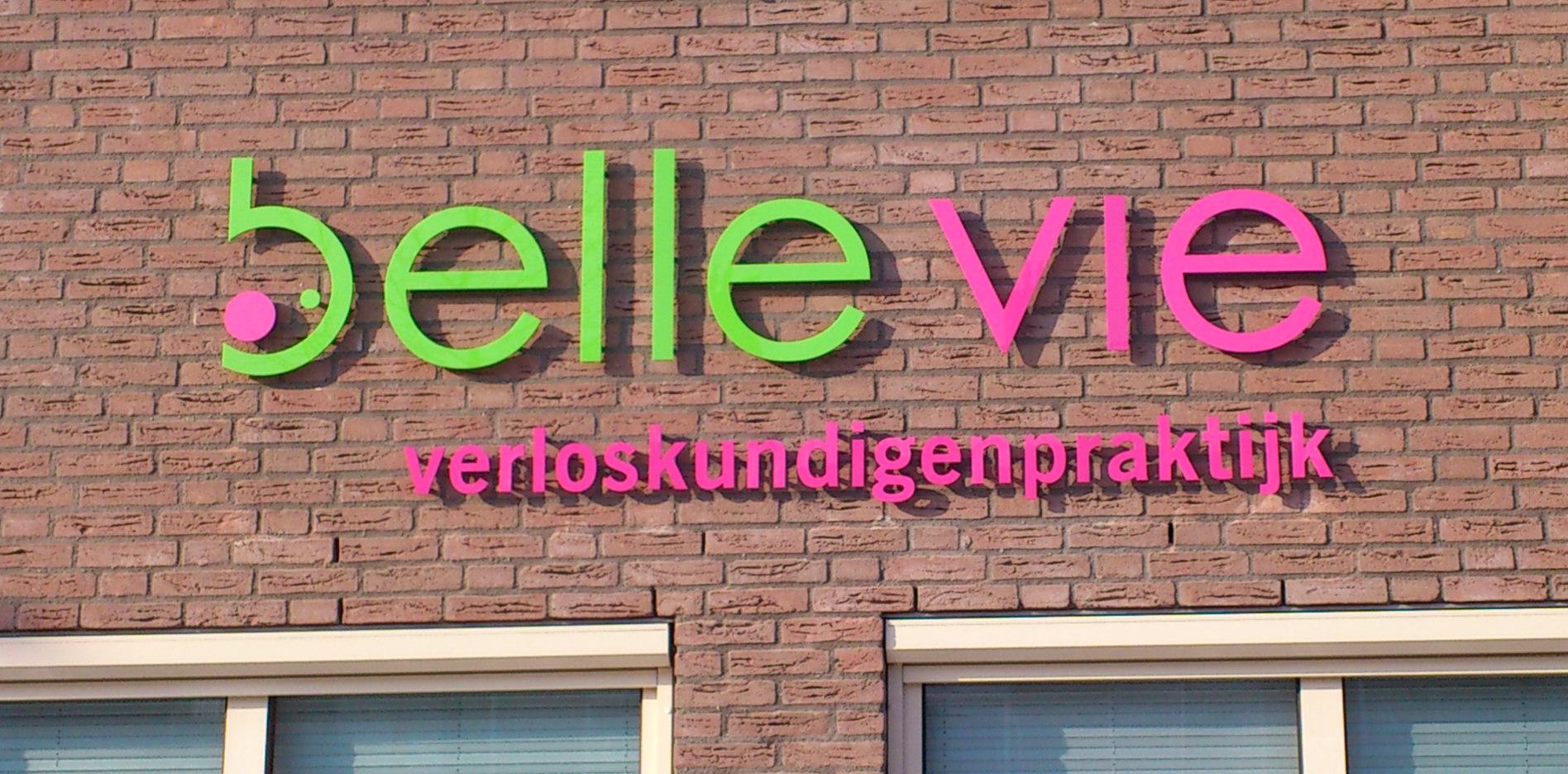 acrylaat letters gevelletters
