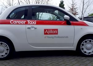 ajilon fleetmarking career taxi