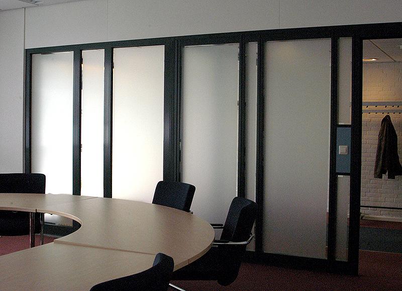 straalfolie etched glass straaleffect inkijkwerende raamfolie