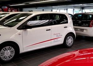 fleetmarking auto reclame autobelettering wagenpark