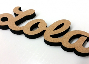 houten letters madebyfish mdf letters