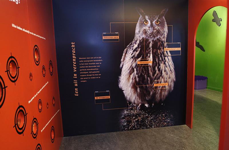 natuurmuseum tentoonstelling