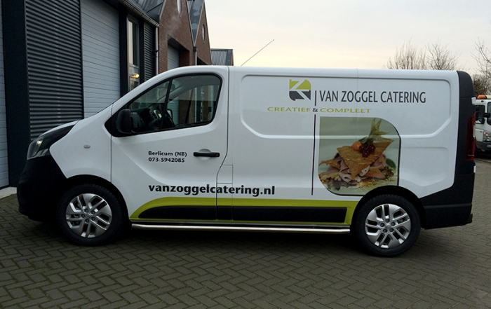 busbelettering autoreclame