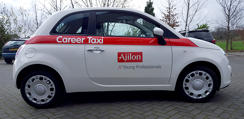 ajilon fleetmarking career taxi