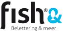 FISH belettering bv Logo
